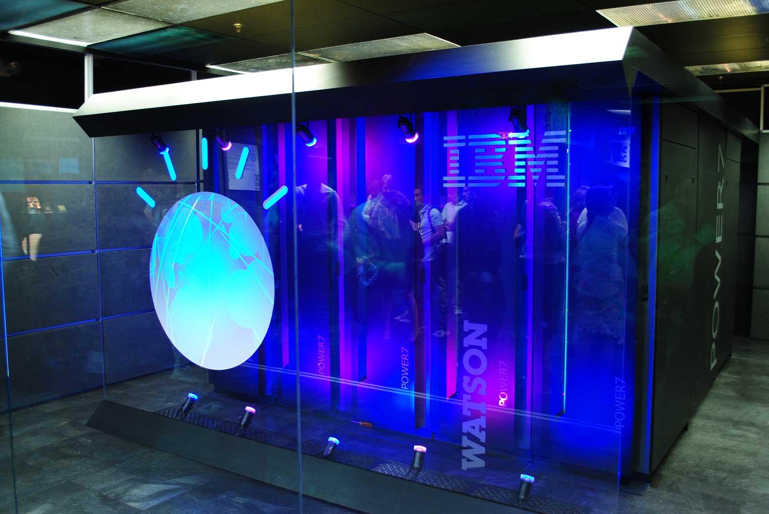 IBM Watson for SEO