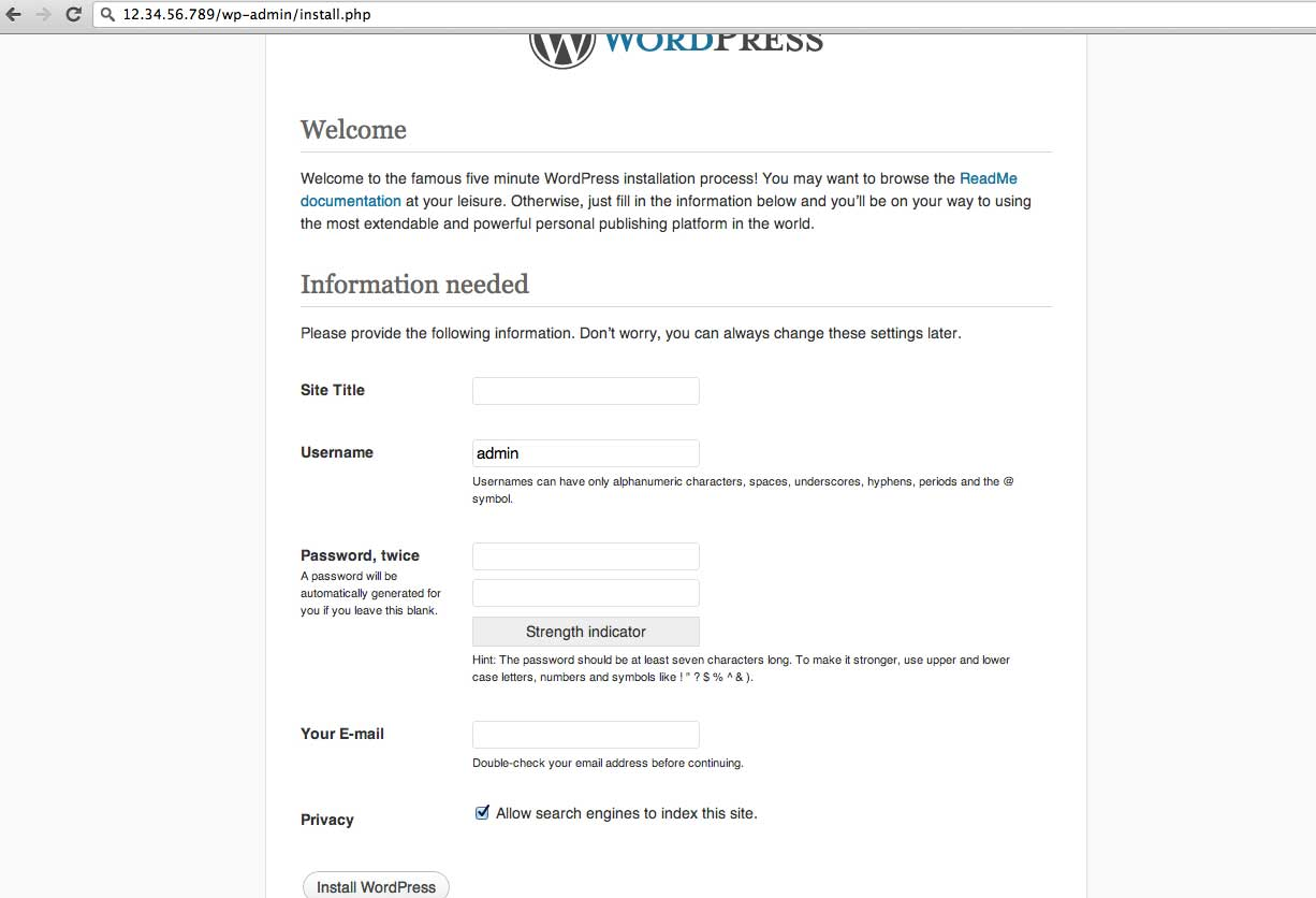 Word Press Blog - Digital marketing