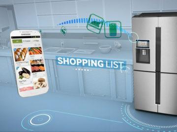 Refrigerator-IOT